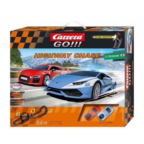 GO!!! Highway Chase - Carrera. DARMOWA DOSTAWA DO KIOSKU RUCHU OD 24,99ZŁ