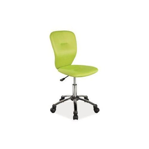 Signal Fotel obrotowy, krzesło biurowe q-037 green