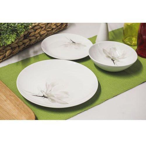 Lubiana / pozostałe Lubiana boss magnolia serwis obiadowy 36/12 6474