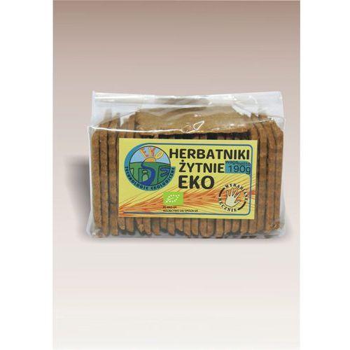Tast : herbatniki wegańskie żytnie bio - 190 g