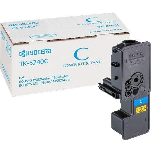 Kyocera toner Cyan TK-5240C, TK5240C, 1T02R7CNL0 ()