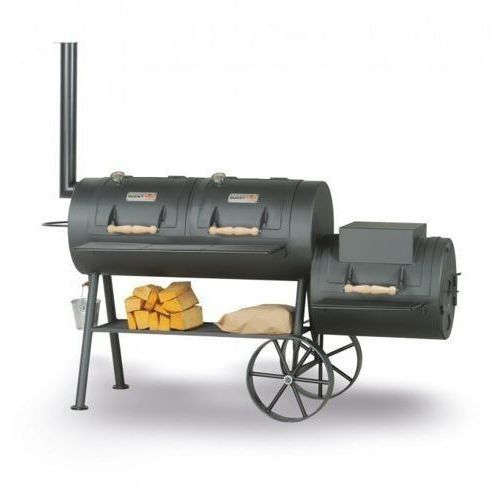 "Smoky fun (czechy) Grill - wędzarnia party wagon 24"" - smoky fun (8595131600714)"