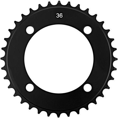 Truvativ Downhill Zębatka rowerowa Singlespeed 104mm czarny 38 zębów 2018 Zębatki przednie