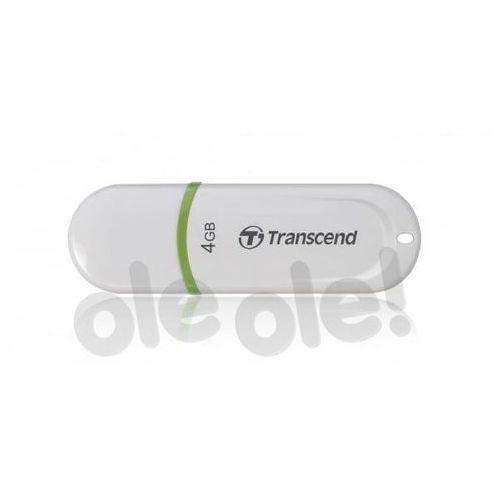 Transcend jetflash 330 4gb usb 2.0 - produkt w magazynie - szybka wysyłka!