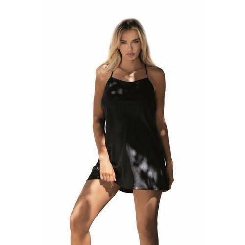 Dkaren Una czarna Koszula nocna (5903251375529)