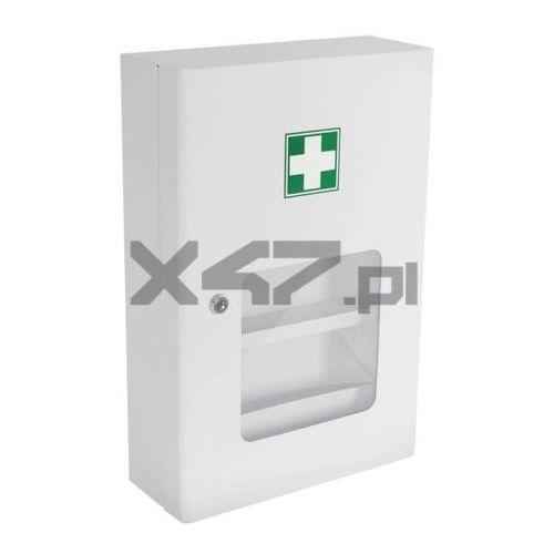 Boxmet medical Apteczka metalowa z okienkiem a500