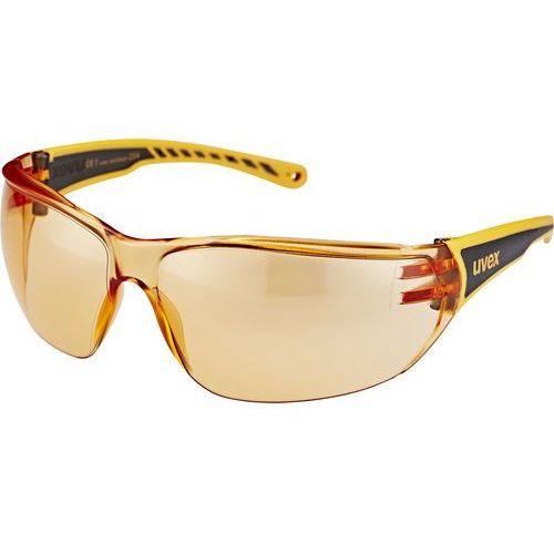 UVEX sportstyle 204 Okulary rowerowe pomarańczowy Okulary (4043197203324)