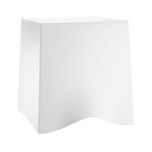 Taboret biały Briq by Koziol