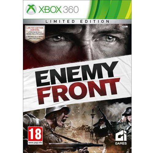Enemy Front (Xbox 360). Najniższe ceny, najlepsze promocje w sklepach, opinie.