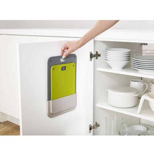 Deski kuchenne z uchwytem wiszącym wewnątrz szafki DoorStore Joseph Joseph (60149), 60149