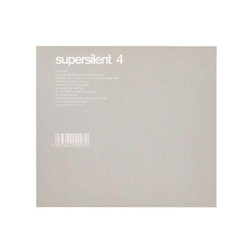 Rune grammofon Supersilent - 4 (7033662020072)