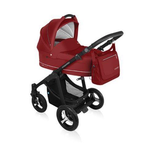 Baby Design, Lupo Comfort New, wózek wielofunkcyjny, Dark Red '16 z kategorii Wózki wielofunkcyjne