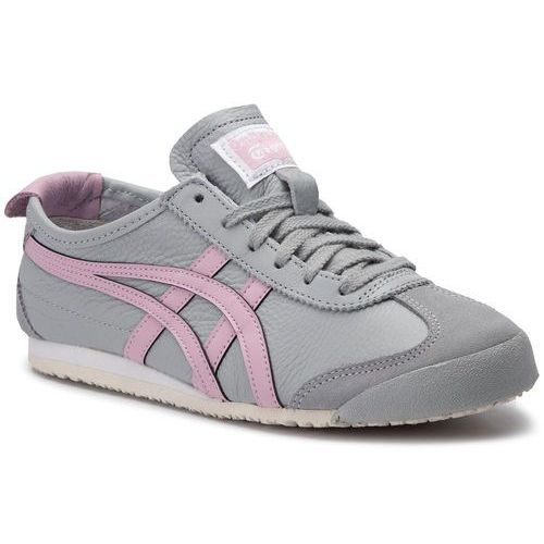 Sneakersy ASICS - ONITSUKA TIGER Mexico 66 1182A038 Mid Grey/Rose Water 020, kolor szary