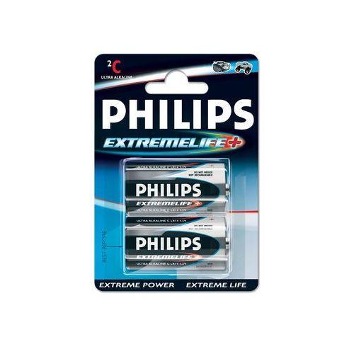 Philips ExtremeLife Bateria LR14-P2/12B (8710895753739)