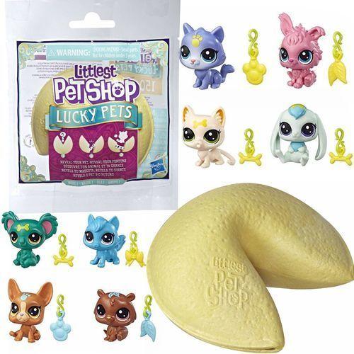 Figurka podstawowa littlest pet shop lucky pets marki Hasbro