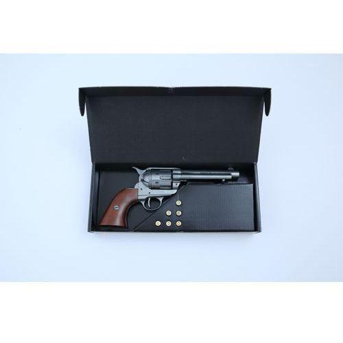 REWOLWER PEACEMAKER 1873r S.COLT USA w lakierowanym pudełku DENIX MODEL 1-1106 G