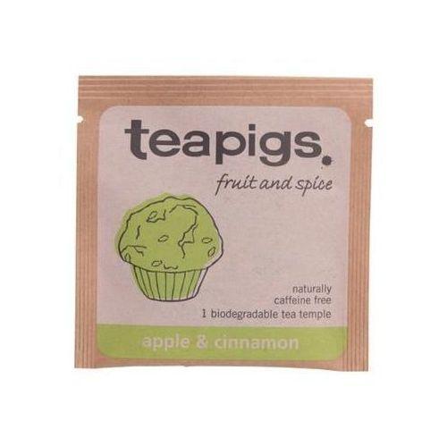 Teapigs  apple & cinnamon - koperta