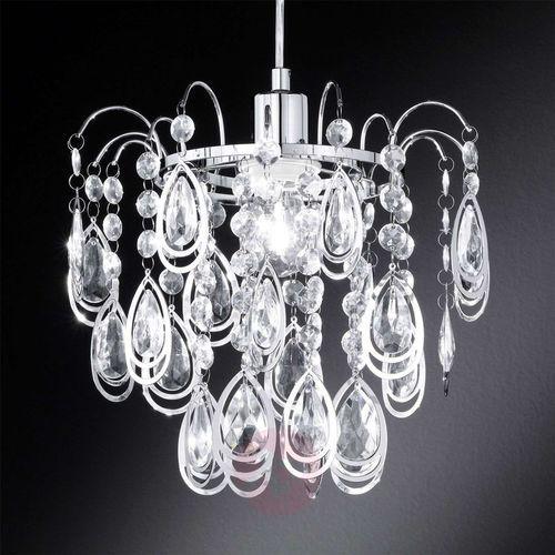 Wofi Wspaniały spektakl świetlny - lampa wisząca carree