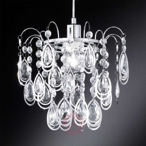 Wofi Wspaniały spektakl świetlny - lampa wisząca carree (4003474246420)