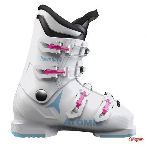 Buty narciarskie Atomic Hawx Girl 4 white/denim blue 2018/2019
