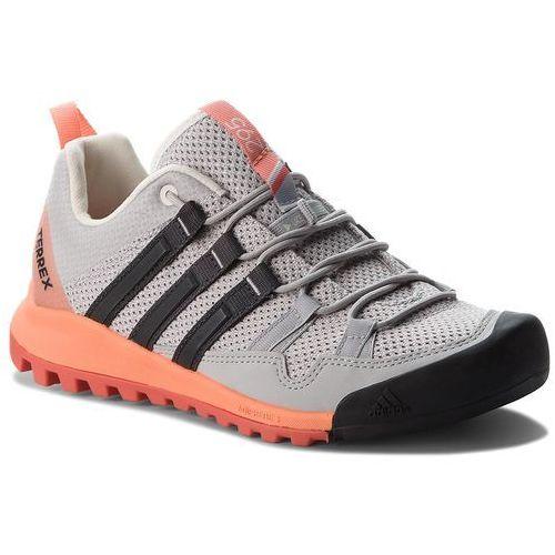 0a27815627395 buty adidas terrex solo aq4118 zielony - Zakupy naTatry.pl