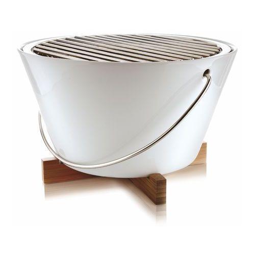 Grill stołowy biały marki Eva solo