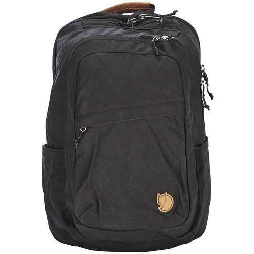 räven 28 plecak czarny 2018 plecaki na laptop marki Fjällräven