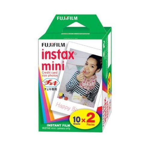Fujifilm Wkłady do aparatu instax mini glossy (20 zdjęć)
