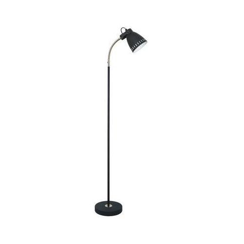 Italux Lampa podłogowa fastello czarna e27 (5902854532322)