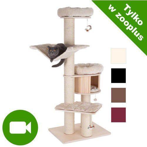Natural Paradise XL PREMIUM EDITION drapak dla kota - Kremowy| Darmowa Dostawa od 89 zł i Super Promocje od zooplus! (4054651670545)
