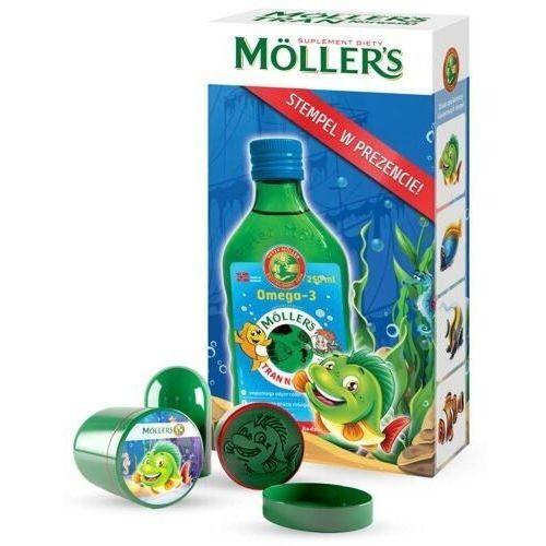 Tran Moller's owocowy 250ml + kolorowy stempelek
