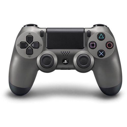 Kontroler SONY DualShock 4 Stalowy + DARMOWY TRANSPORT!