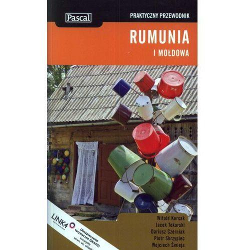 Rumunia I Mołdowa. Praktyczny Przewodnik (opr. miękka)