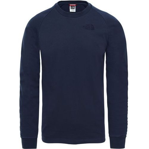 Longsleeve raglan simple dome t93bqnh2g, The north face, S-L