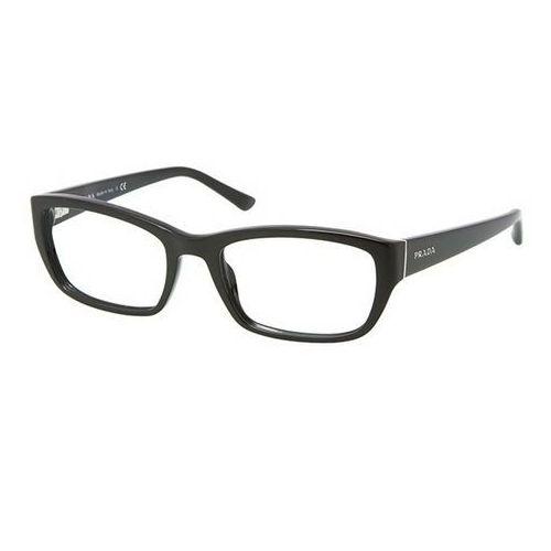 Okulary korekcyjne pr18ova asian fit 1ab1o1 marki Prada