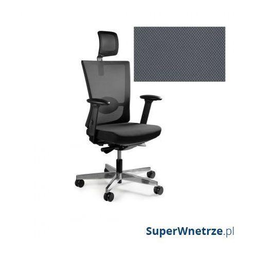 Fotel biurowy forte slategrey marki Unique