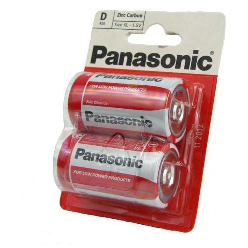 Inni Bateria r20 (d) panasonic. cena za 1 szt. (5410853032779)