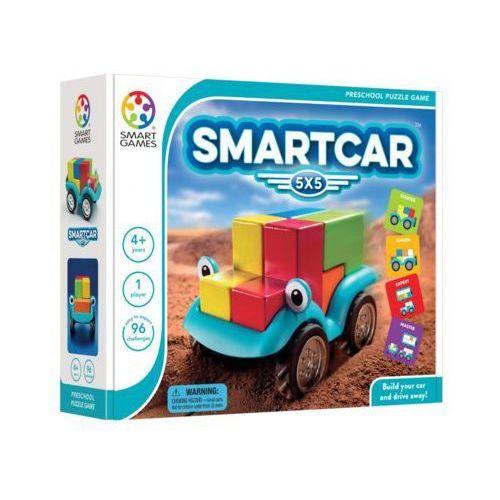 SMART GAMES Smart auto - DARMOWA DOSTAWA OD 199 ZŁ!!! (5414301518365)