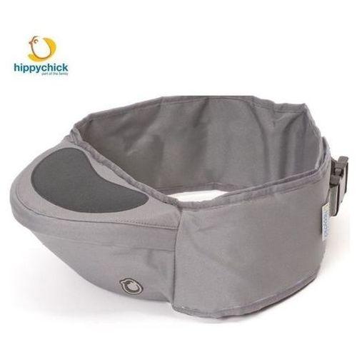 HIPPYCHICK Nosidełko biodrowe Hipseat szare - Nosidełko biodrowe Hipseat szare - produkt z kategorii- Nosidełka