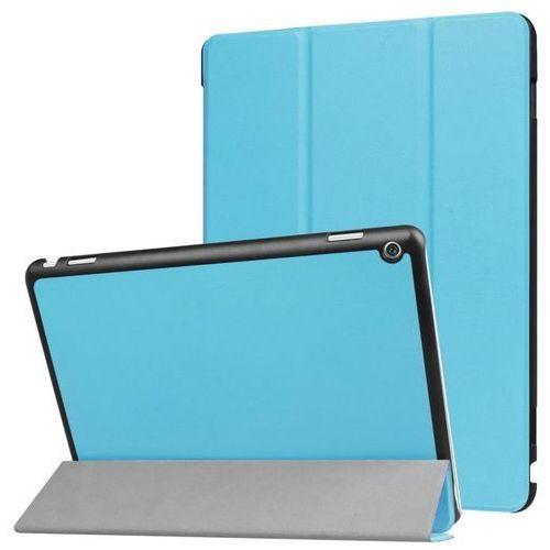 Etui Slim Case Huawei MediaPad M3 10 Lite Niebieskie, kolor niebieski