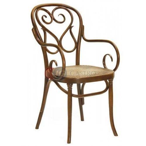 Krzesło z podłokietnikiem Buk Paged B-1870