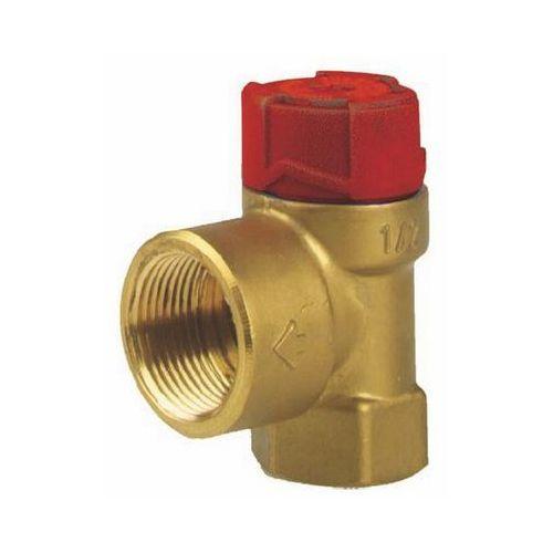Zawór bezpieczeństwa CO Afriso 1,5 bar 1/2 x 3/4 cala (5902510001957)