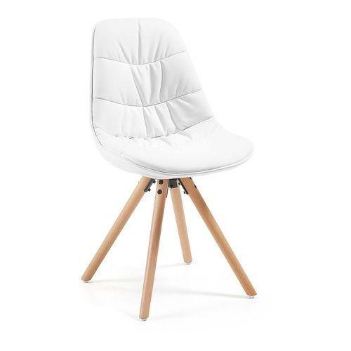 Krzesło Gemini Białe - Z EKSPOZYCJI