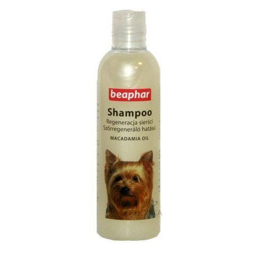 Beaphar macadamia oil delikatny szampon regenerujący