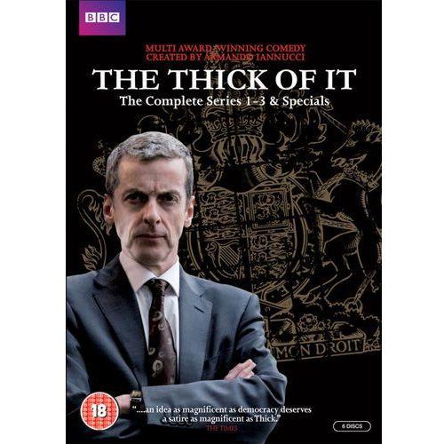 The Thick of it - Complete Series 1-3 z kategorii Pozostałe filmy