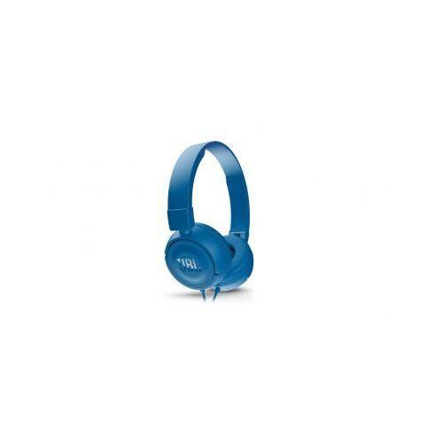 JBL T450 Niebieskie