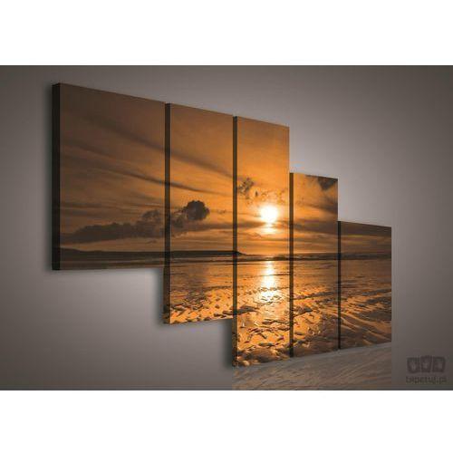 Obraz Zachód Słońca nad Morzem PS104S4B z kategorii Obrazy