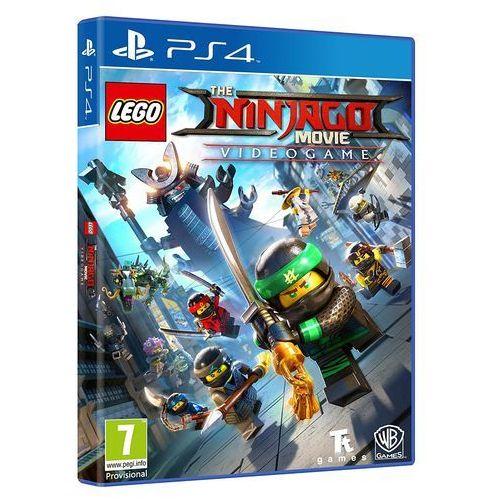 Lego ninjago movie pl + limitowana figurka lloyd ps4 marki Traveller's tales