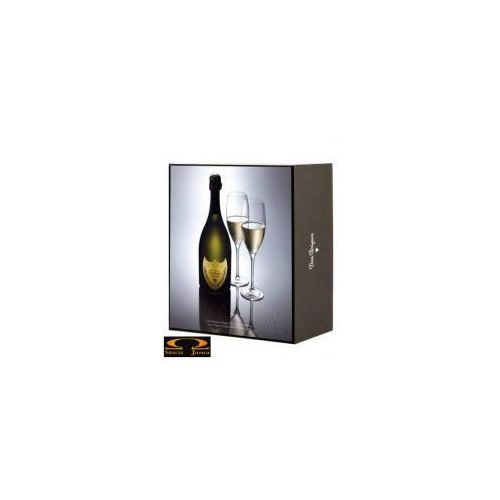 Szampan Dom Perignon Blanc 2000 , 0,7l +2 kieliszki