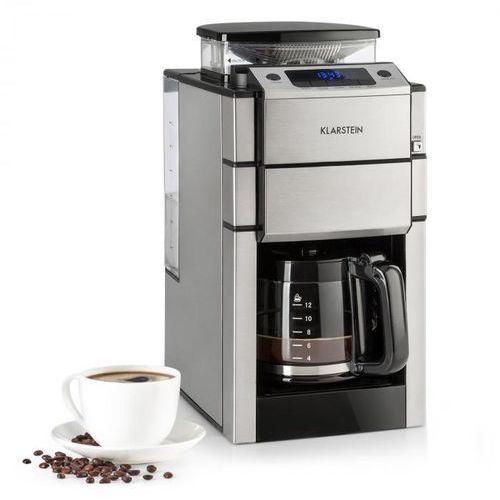 Klarstein Aromatica X ekspres do kawy młynek szklany dzbanek aromat+ stal nierdzewna (4260509687454)